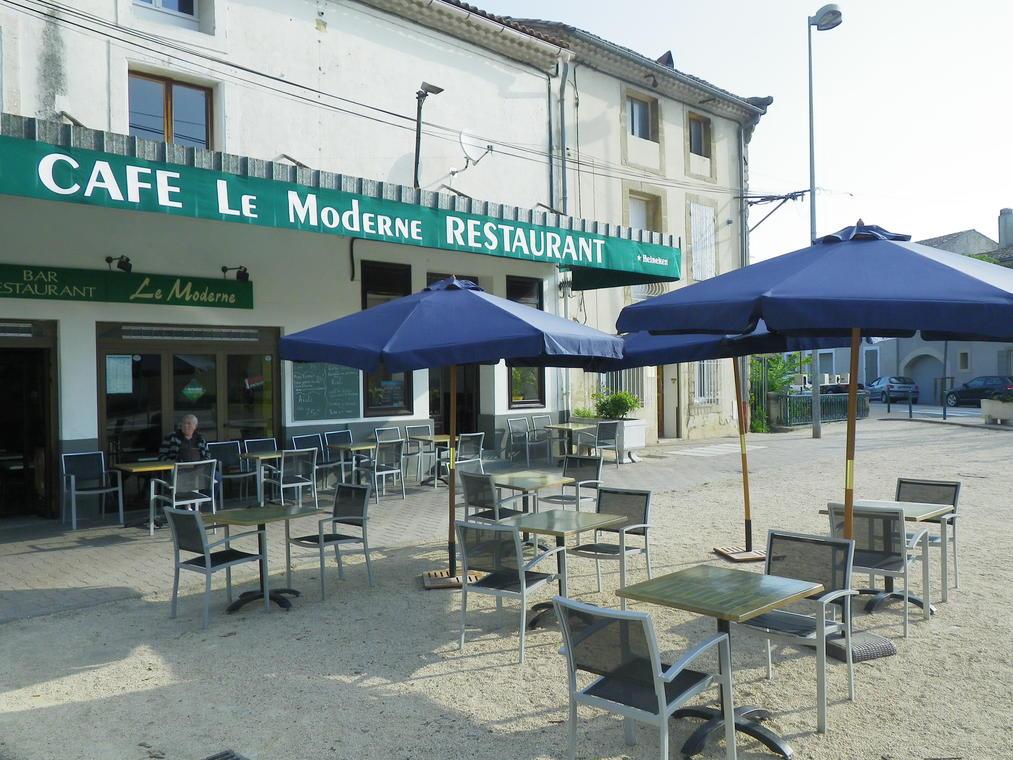 Café Restaurant le Moderne
