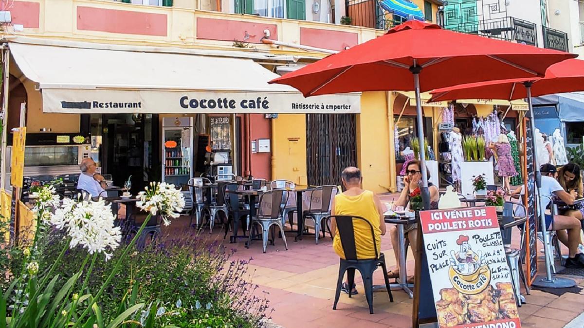 Restaurant Cocotte café
