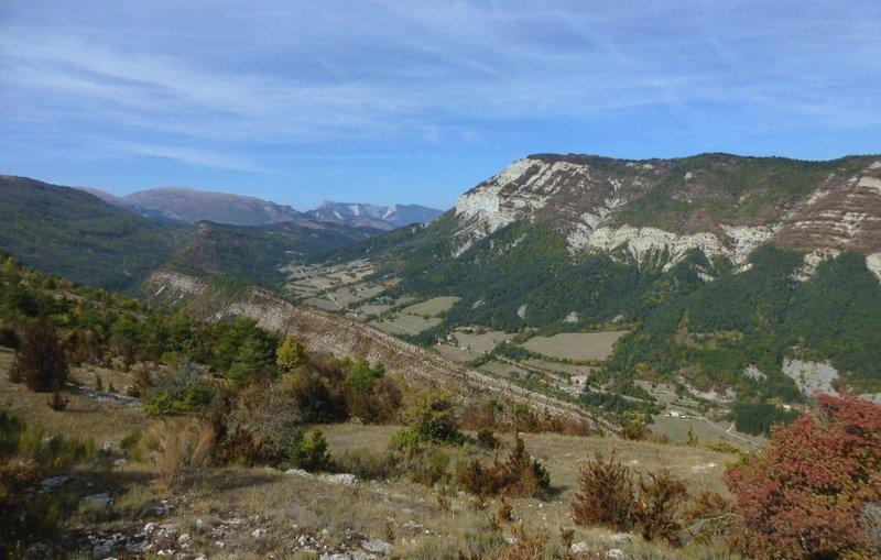 Vallée de Val de Chalvagne