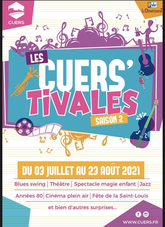 Cuers'tivales Concert : Anne Carrère chante Piaf