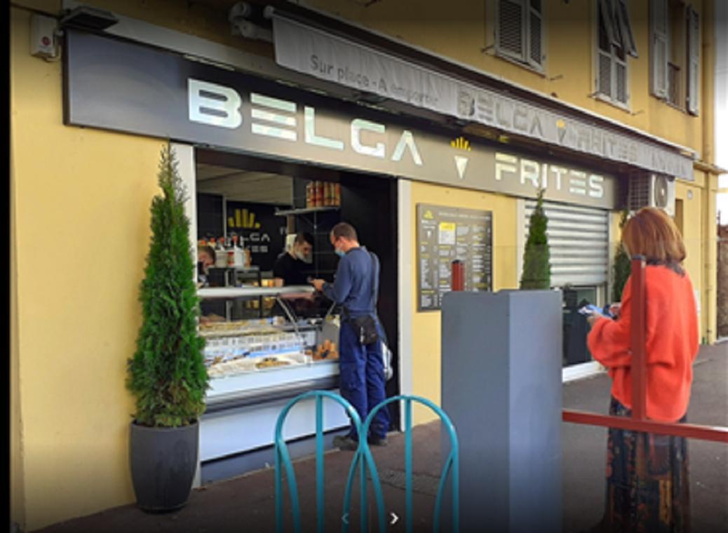 Restaurant Belga Frites
