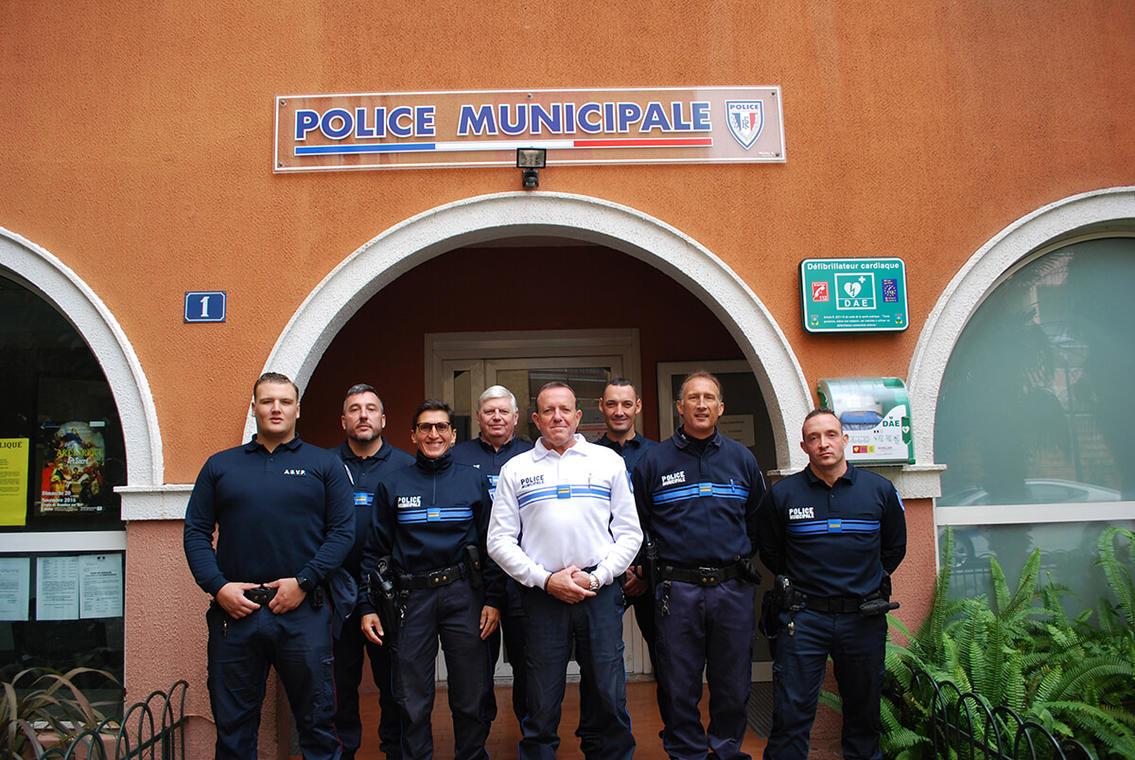 Police municipale Beaulieu-sur-Mer
