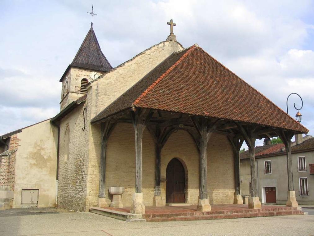 Eglise Saint_Nizier