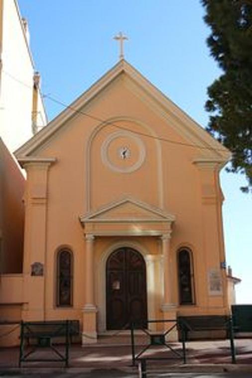 Chapelle St Roman