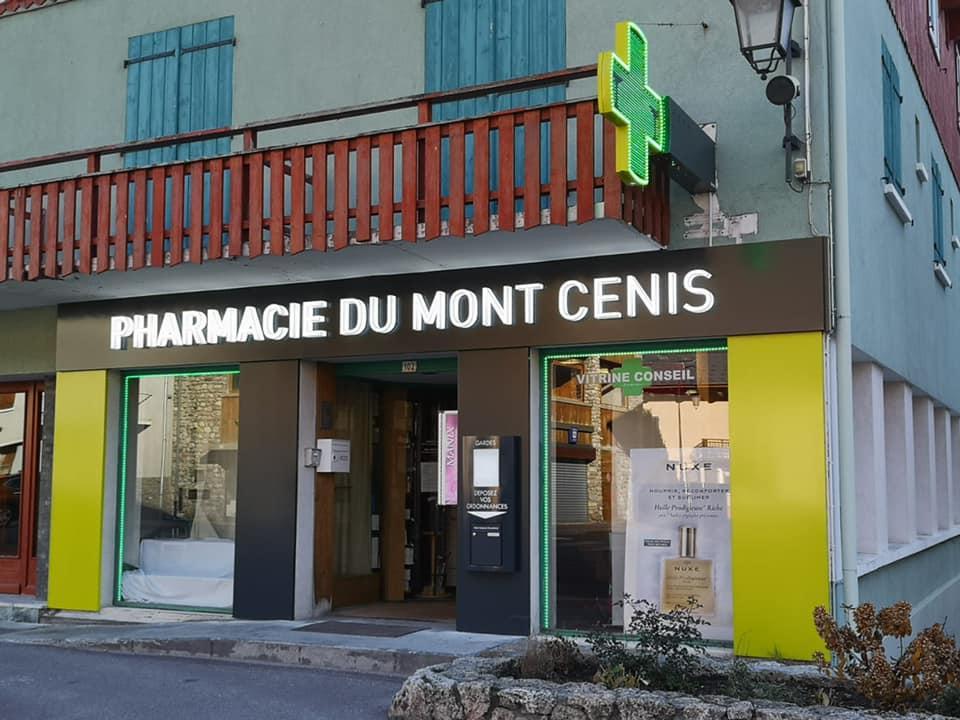 Pharmacie du Mont-Cenis