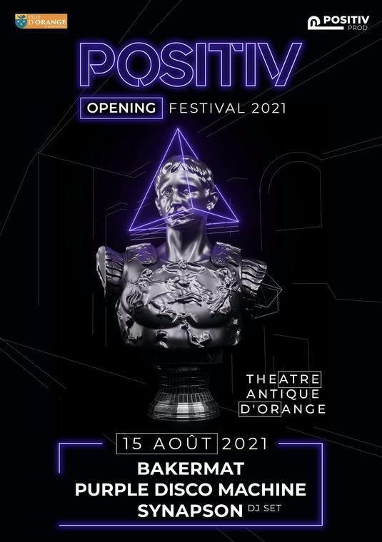 Opening Festival Positiv