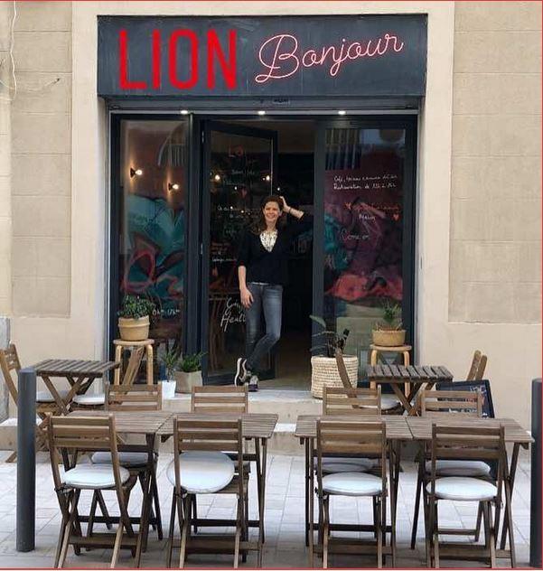 Restaurant Lion Bonjour Marseille