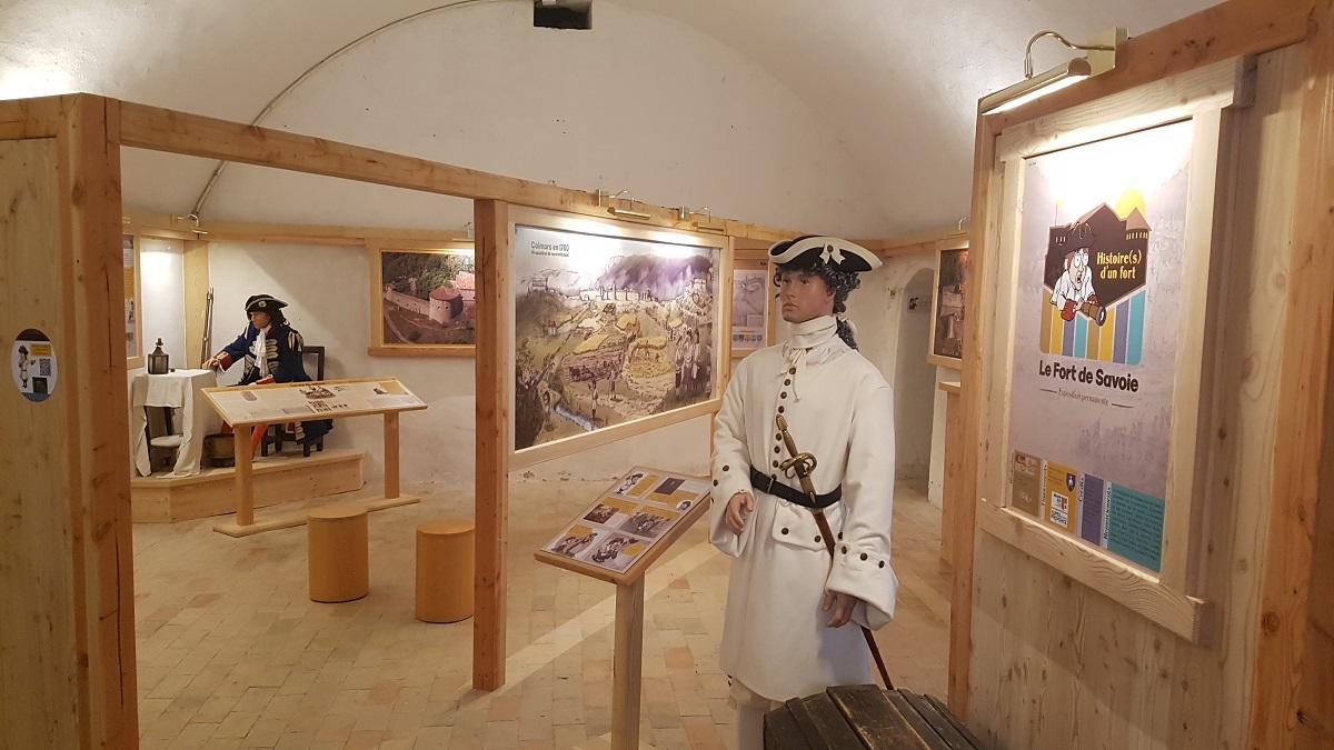 Expositon Histoire(s) d'un fort Colmars