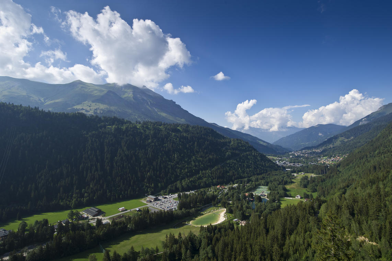 Sentier du Val Montjoie