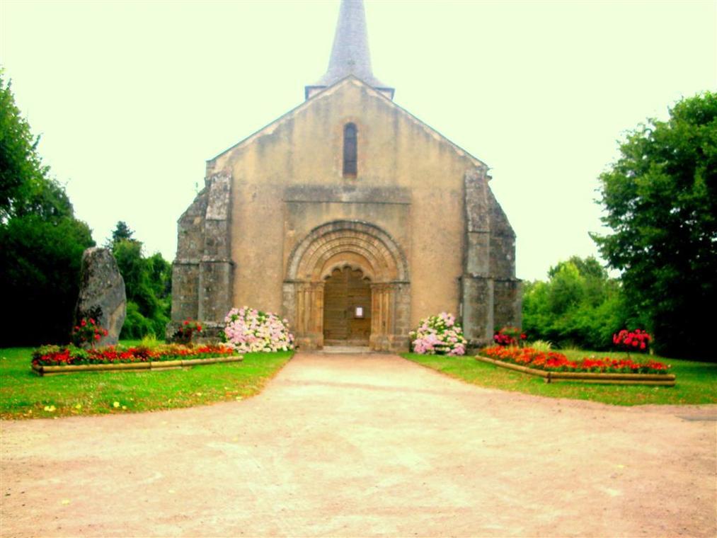 Église Saint-Martin - Le Vilhain