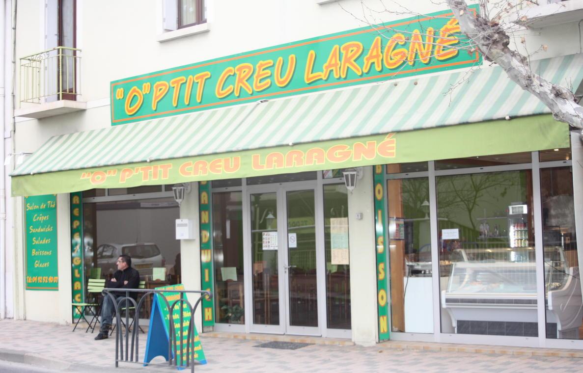 """""""O"""" Ptit Creu Laragné"""