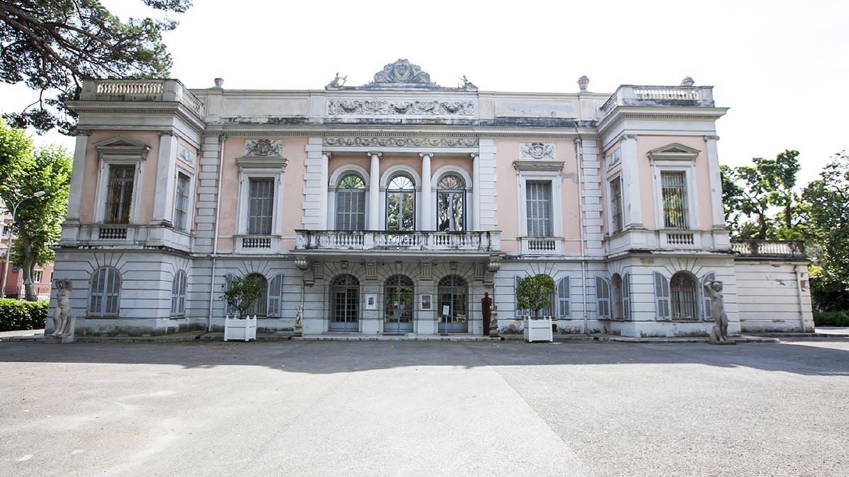 Musée des Beaux Arts - Palais de Carnolès