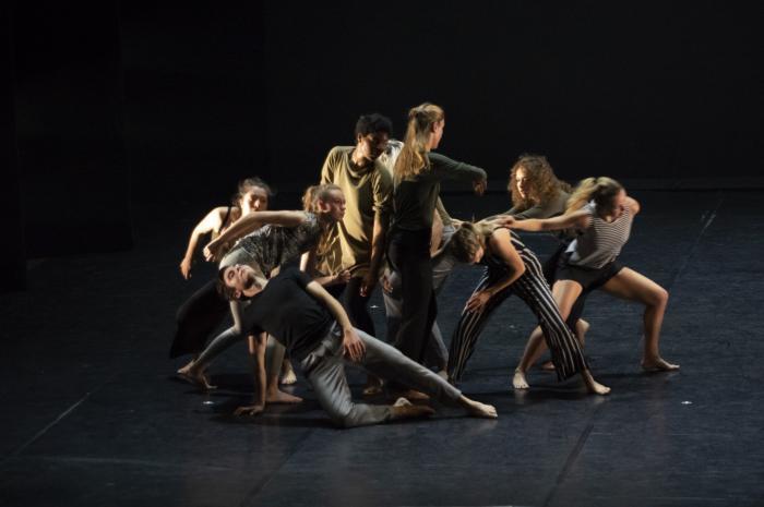 Stage danse conservatoire