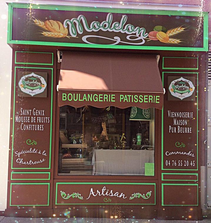 Boulangerie Modelon