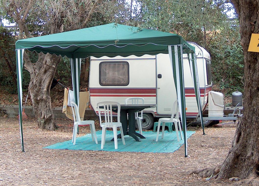 Camping le Neptune - Villeneuve-Loubet