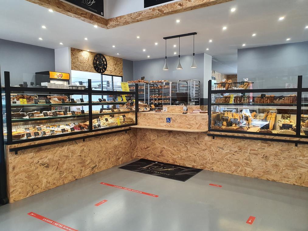 Boulangerie Frangin Frangine à St Bonnet en Champsaur