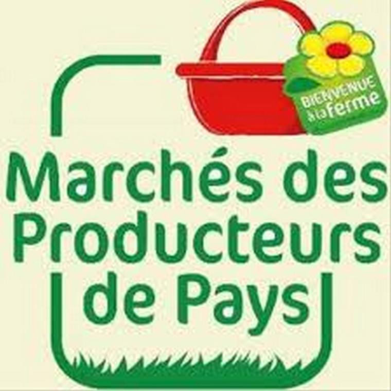 Marché producteurs du pays