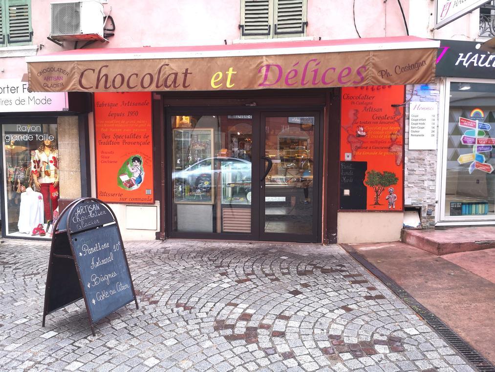 Chocolat et délices