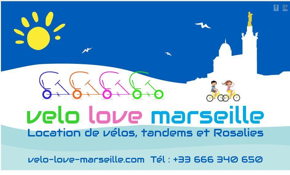 Vélo Love Marseille
