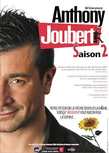 Anthony Joubert spectacle La Crau