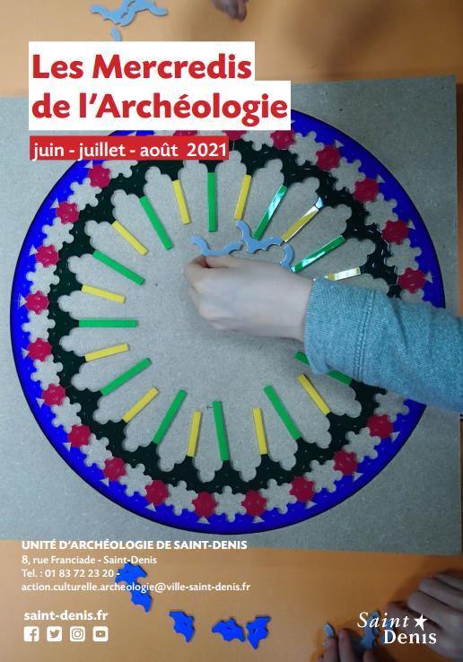 Les mercredis de l'archéologie
