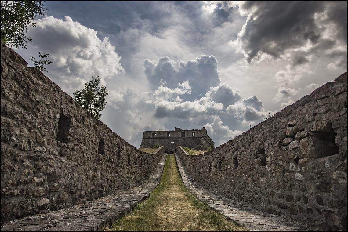 Fort de France Colmars les Alpes
