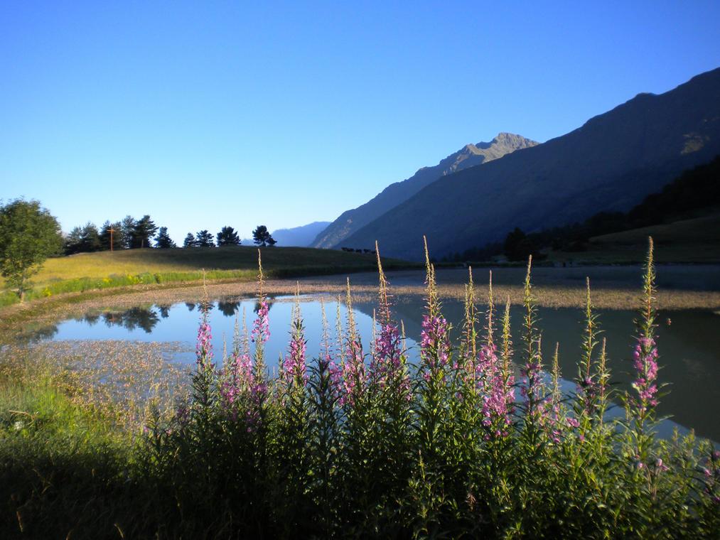 Lac des Barbeyroux