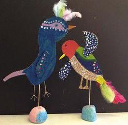 Oiseaux en couleurs