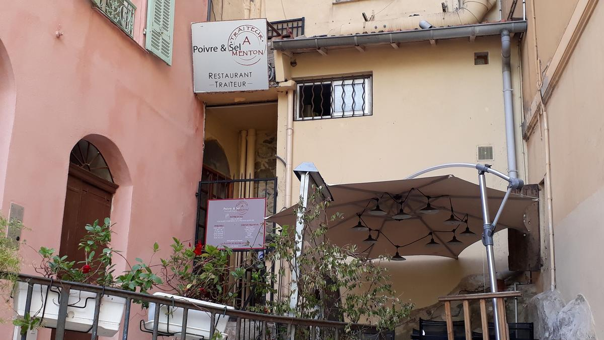 Poivre & Sel restaurant/traiteur