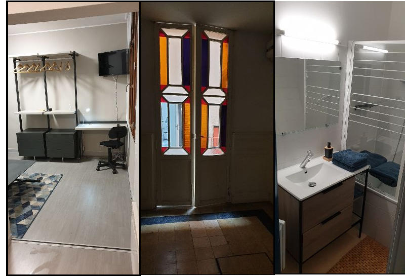 Studio Mme Ribes Montauban