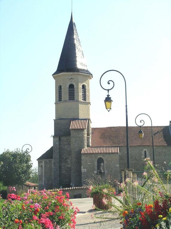 Église St Rémy_Crédit Bourg en Bresse Agglomération