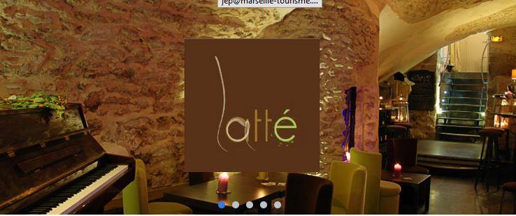Restaurant lounge Latté Marseille