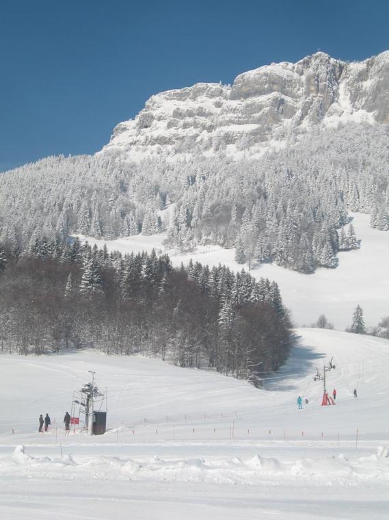 Station de ski alpin du Désert d'Entremont