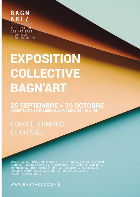Exposition Bagn'Art