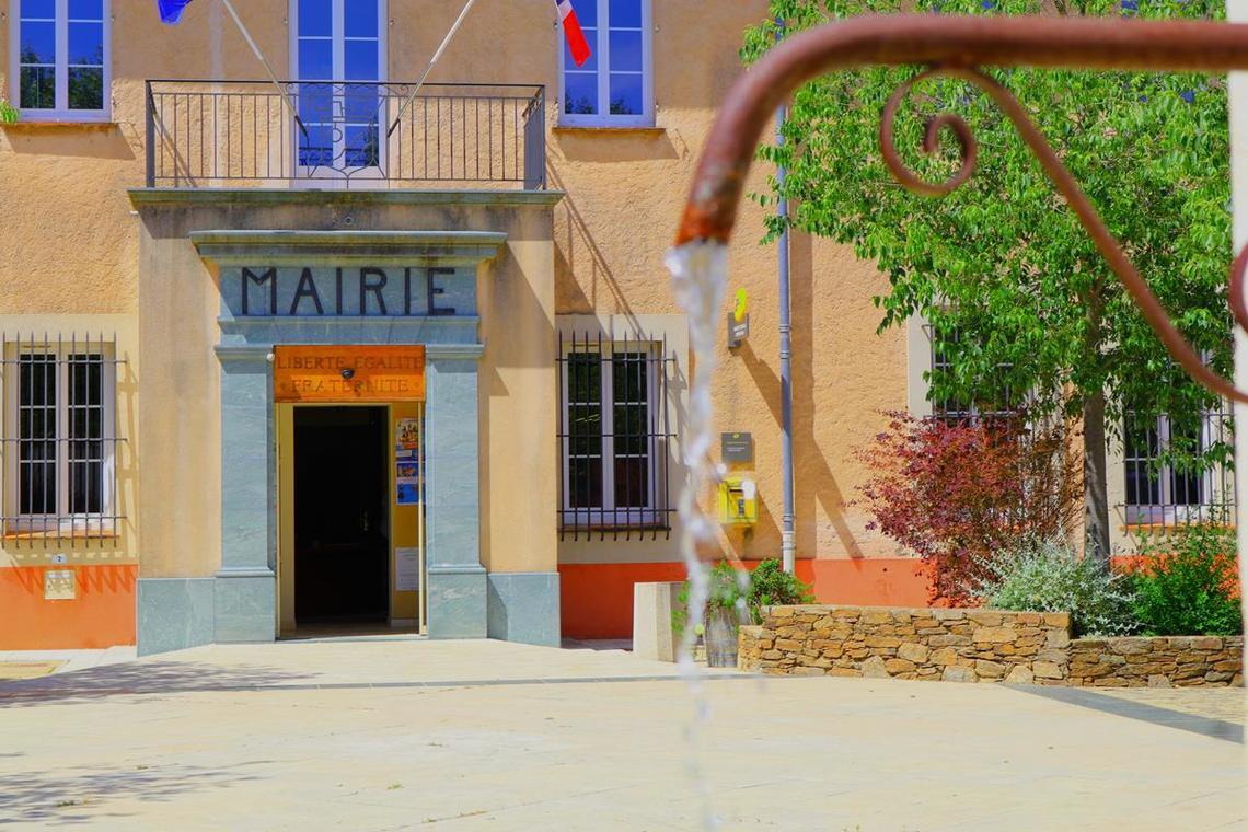 Mairie de la Mole