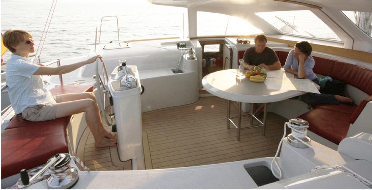 Catamaran Le Souffle