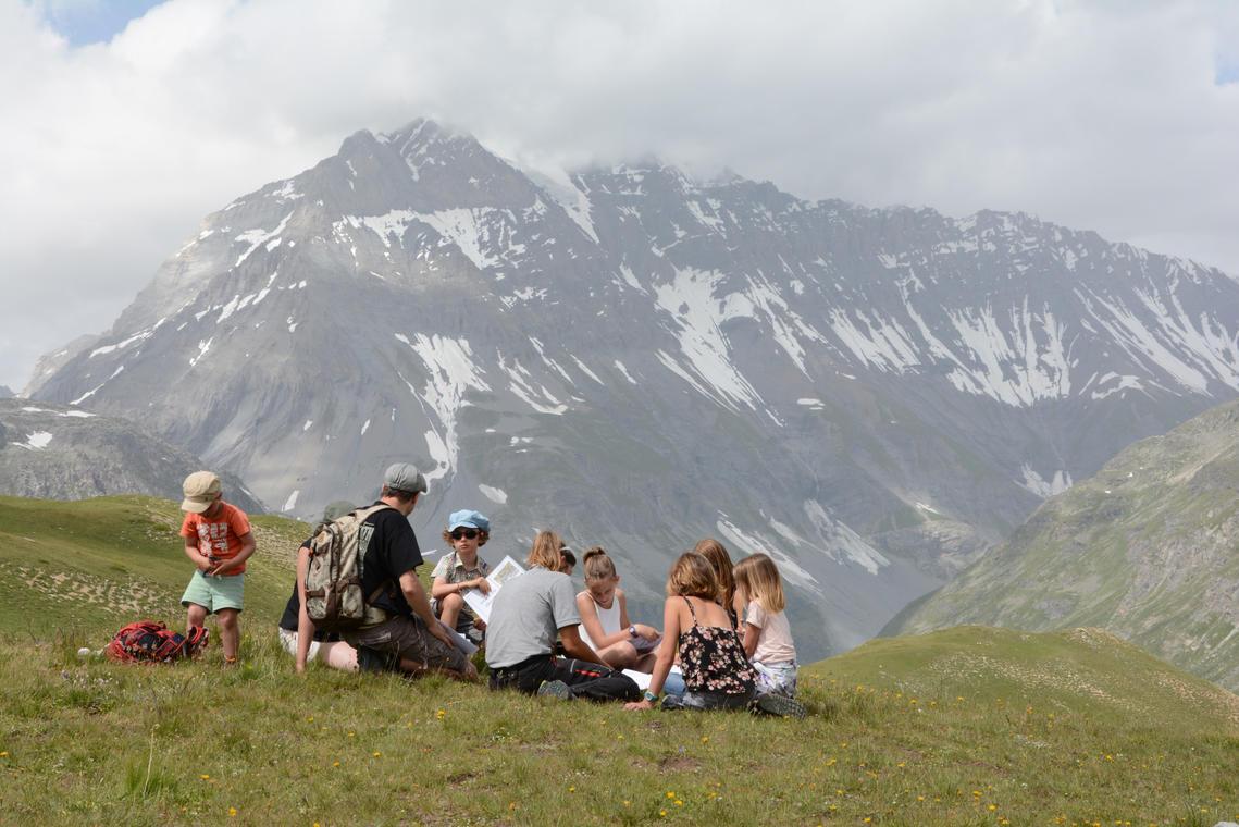 Atelier nature - Parc national de la Vanoise
