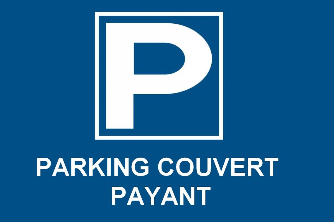 Parking du Roubier