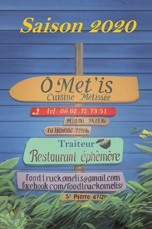 Restaurant O Met'is