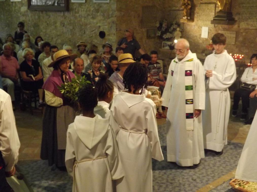 Chapelle Notre-Dame des Grâces