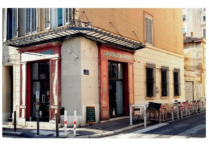 Restaurant Les Eaux de Mars