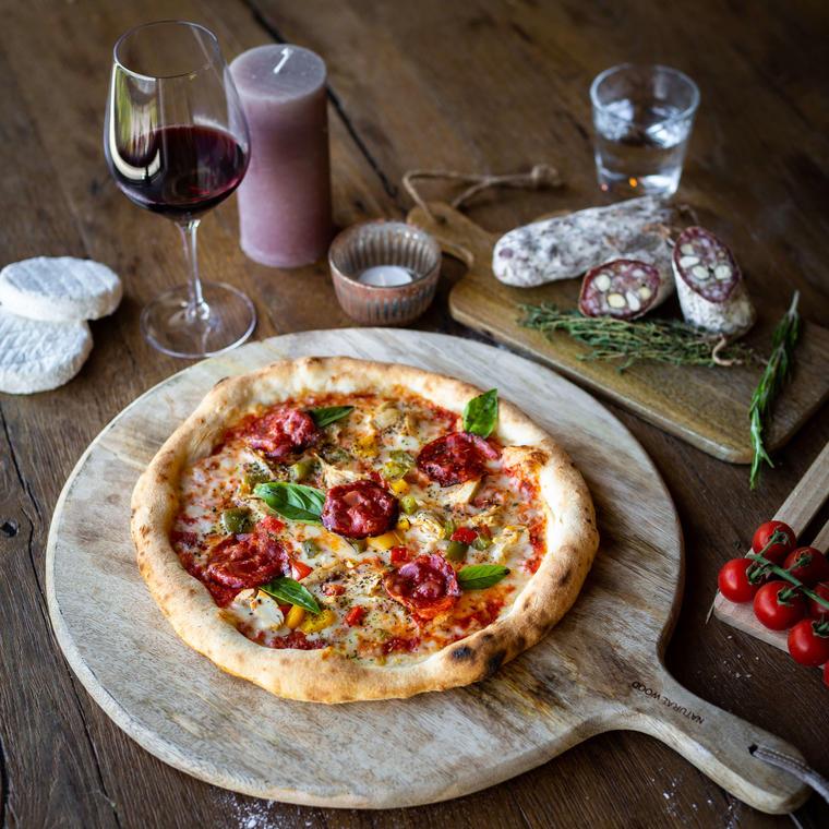 Pizza Le Blanc