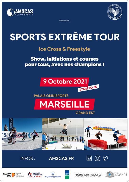 Sports Ectremes Tour Marseille