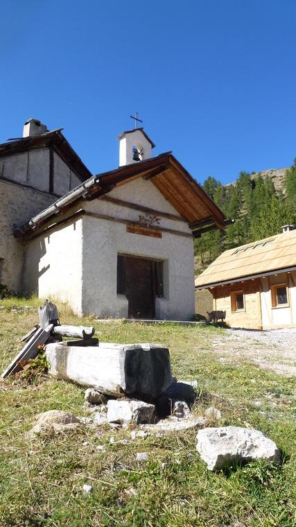 Chapelle de Granon