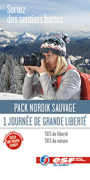 Pack nordique sauvage