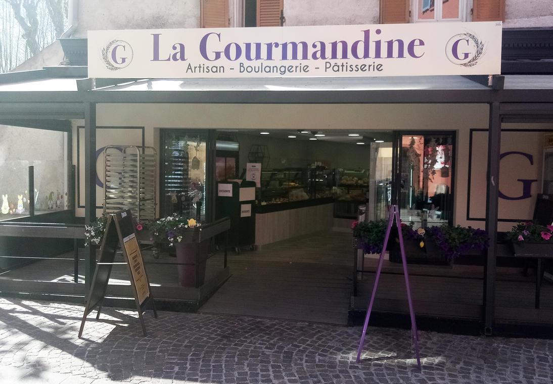 La Gourmandine - Villeneuve-Loubet
