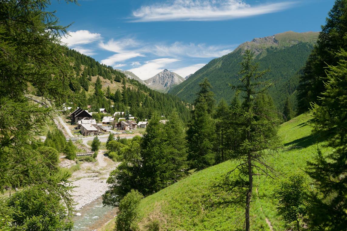 vallée du Haut-Guil