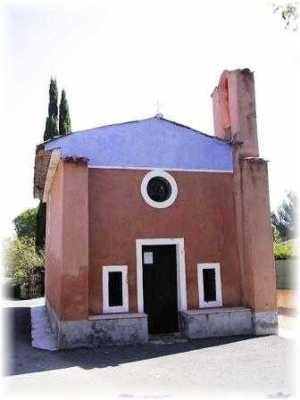 Chapelle St Antoine