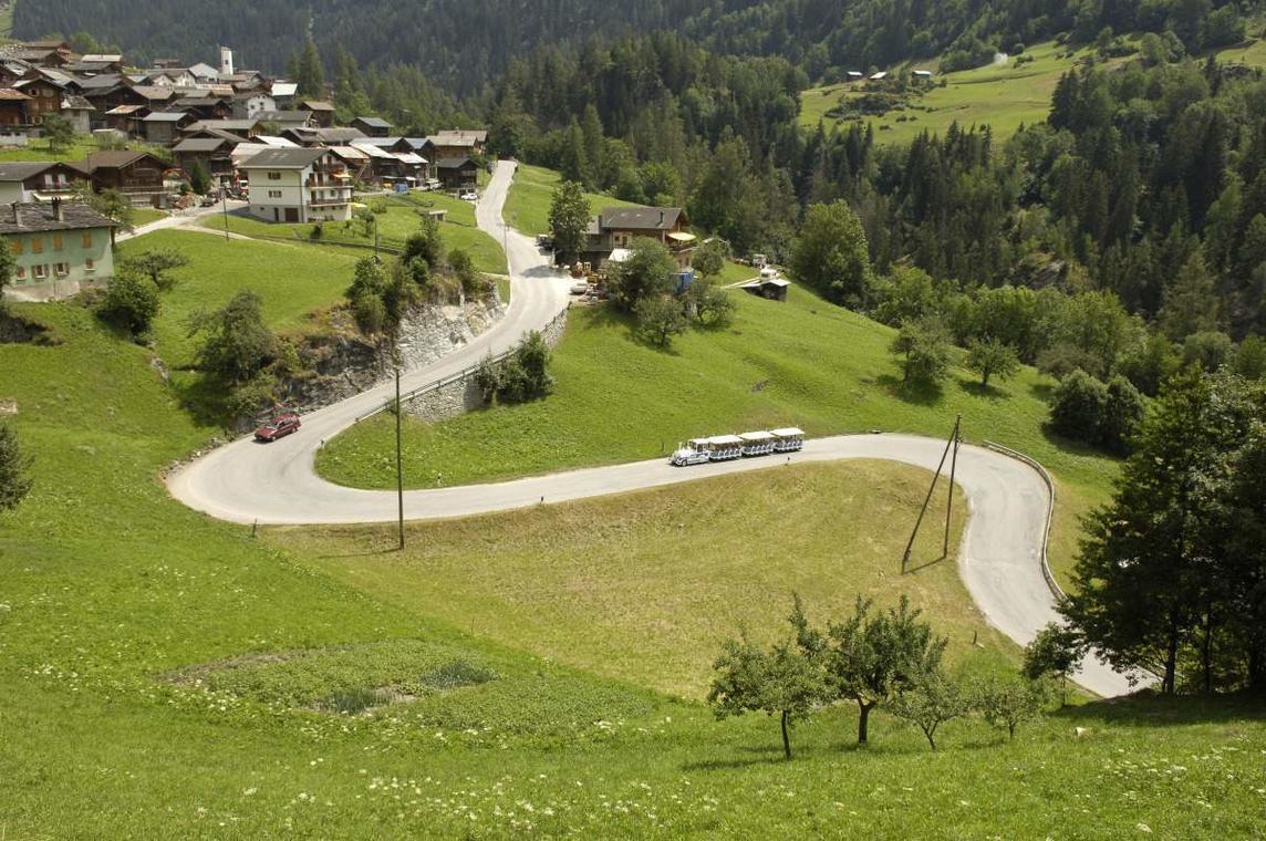 Train des combins - haut Val de Bagnes