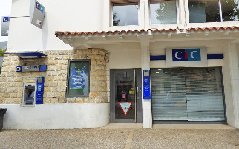 Banque CIC Photo